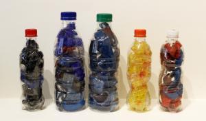 Sea Packaging (gruppo di 5 bottiglie)